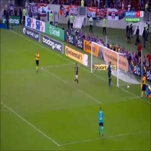 Flamengo (1) 1 x 1 (3) Athletico Paranaense - Full Penalty Shootout