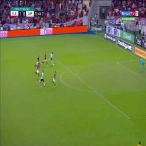 Flamengo 1 x [1] Athletico Paranaense - Rony 76' (2x2 on agg)