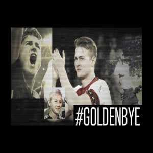Golden Bye for Goldenboy (Ajax say goodbye video)