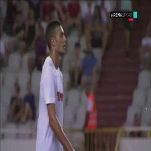 Hajduk Split 1-[3] Gżira United - Hamed Koné 96'