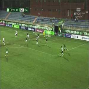 Ireland U19 0-[1] France U19 - Wilson Isidor 83'