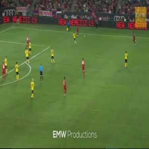 Leno incredible reaction save vs Bayern Munich.
