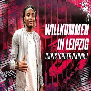 Official : RB Leipzig signs N'Kunku