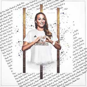 Sweden's Kosovare Asllani becomes Real Madrid's first-ever signing for their women's team.