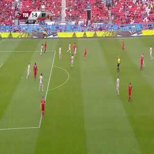 Toronto [1]-0 New York Red Bulls | Jozy Altidore 6' (Great backheel)
