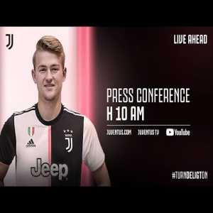 "De Ligt: ""At the time of the Nations League final, I was already pretty sure that I was going to choose Juventus, but obviously it was still nice that someone like Cristiano as me to join Juventus."""