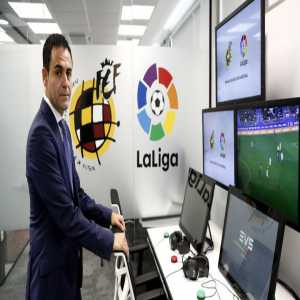 Great concern for Spanish football. It is likely that VAR will be unavailable for the first two game of La Liga next season.