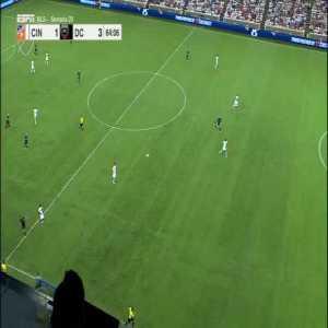 Wayne Rooney Goal 64' DC United [3]-1 FC Cincinnati