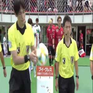 Jay Bothroyd (Consadole Sapporo) 1st goal vs Shonan Bellmare
