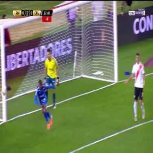 Matias Suarez missed penalty(90'+9) + VAR penalty call - River Plate 0-0 Cruzeiro