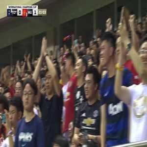 Spurs v Man Utd 0:1 - Martial