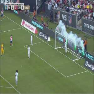 Real Madrid 0-[6] Atlético Madrid - Diego Costa 51' (4th goal)