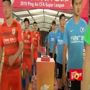 Emmanuel Boateng (Dalian Yifang) goal vs Shandong Luneng