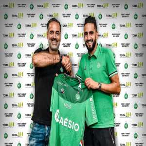 Ryad Boudebouz signs Fact: 2022 with St. Etienne
