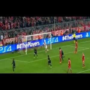 Throwback to Patrice Evra's goal against Bayern being that good even Manuel Neuer joined the celebration
