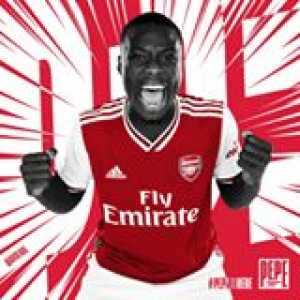 🇨🇮 Ivory Coast international Nicolas Pepe has joined Arsenal in a club-record deal. Excited Gunners?   🎥 Arsenal