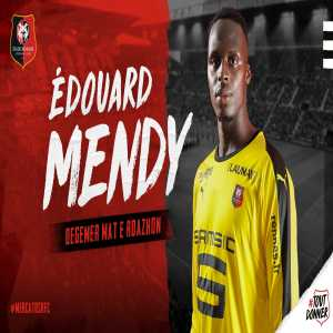 Rennes signs Édouard Mendy from Reims