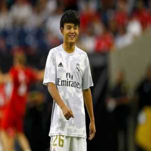 (Pederol) Kubo will join Real Valladolid on loan from Real Madrid