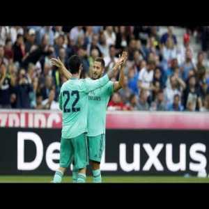 Hazard First Goal - Real Madrid VS RB Salzburg 1-0 Extended Highlights