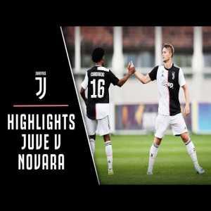 Juventus 4-0 Novara, the highlights (Higuain, Mandzukic, Dybala, De Ligt)
