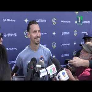 "Zlatan Ibrahimović on MLS Playoffs: ""I think the system is sh*t"""