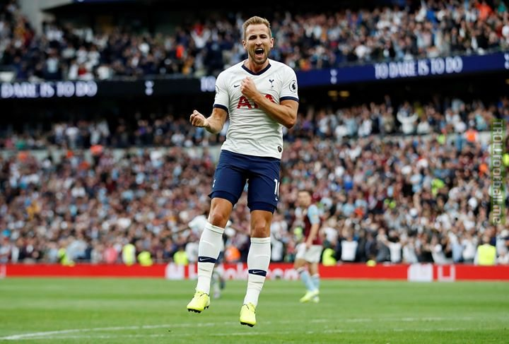 Harry Kane scores two late goals and Tanguy Ndombele nets on debut as Tottenham Hotspur come from behind to beat Aston Villa