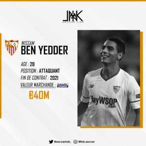 Ben Yedder will join Monaco. The club is going to pay his €40M release clause