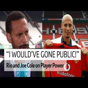 """""""I would've gone public!"""" Rio and Cole on player power   Early Kick Off"""