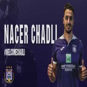 Nacer Chadli joins Anderlecht on loan from Monaco