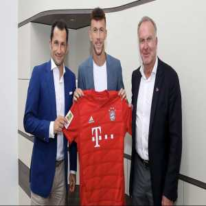 [Fabrizio Romano] Official and confirmed. Ivan Perisic to Bayern Münich! 🔴