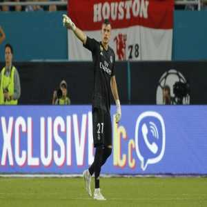 Lunin to join Valladolid-Marca