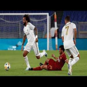 Real Madrid vs AS Roma 2-2 (PEN 7-6) Highlights