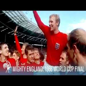 1966 England v West Germany WC Final - Remastered High Quality