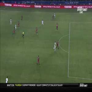 LA Galaxy [1]-0 FC Dallas - Zlatan Ibrahimovic 68'