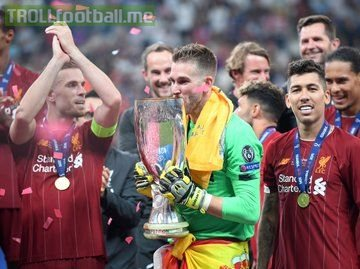 Liverpool goalkeeper Adrian has won more European trophies than Man City.