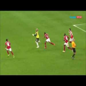 Antwerp FC will face AZ in the Europe League play-offs. 10 years ago, their keeper (Sinan Bolat) scored a mighty header in the last minute to knock AZ out of the Europa League spot in their Champions league group.