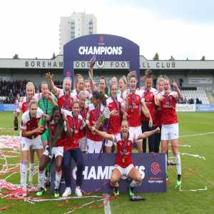 Arsenal, Manchester City, Glasgow City and Hibernian are all in the Women's Champions League draw.