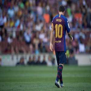 FC Barcelona's last 6 games without Lionel Messi: Inter 1-1 FCB Levante 2-1 FCB Sevilla 2-0 FCB Huesca 0-0 FCB Celta 2-0 FCB Athletic 1-0 FCB 2 draws, 4 losses. One man team.
