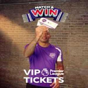 The new season of Match and Win is kicking off!   Cadbury UK are giving you the chance to win VIP Matchday experiences, Premier League tickets, and more epic prizes. Just grab a pack and head to matchandwin.cadburyfc.com to play!