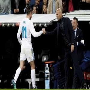 Zidane, who wanted the departures of Gareth Bale and James Rodriguez, said he had changed his mind