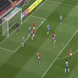 Adam Nagy great goal (Bristol City [1]-[0] QPR) 35'