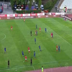 B. SAD 0 - [1] Benfica - Rafa Silva 58'