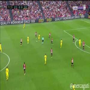 Dembele vs Athletic Bilbao