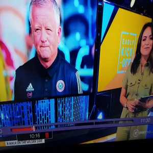 Paul Ince caught calling someone a wanker on live tv