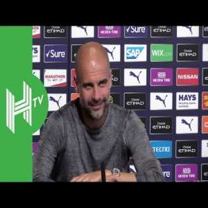 Pep Guardiola on City's title rivals
