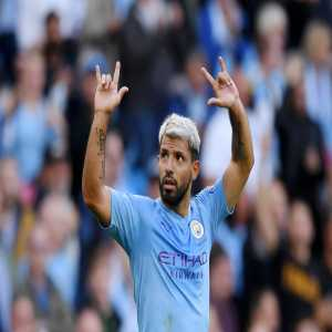 Sergio Aguero has now scored 97 Premier League goals at the Etihad Stadium - only Wayne Rooney at Old Trafford (101) and Thierry Henry at Highbury (114) have scored more goals at a single venue in the competition's history.