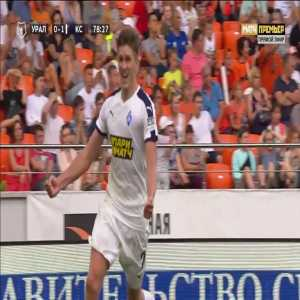 Ural 0 - [2] Krylia Sovetov - Alexander Sobolev great goal