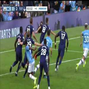 VAR reverses Manchester City 91' goal for handball