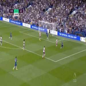 Caglar Söyüncü skill vs Chelsea