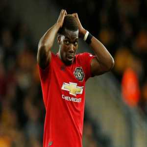 [Mirror] Paul Pogba racially abused by Man Utd fans following penalty miss against Wolves
